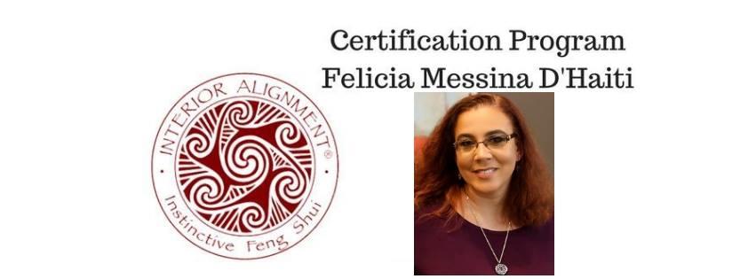 CPIA Certification with Felicia D'Haiti Nov 2021- Feb 2022