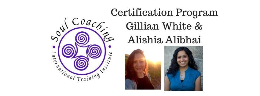 Soul Coaching Certification Retreat with  Gillian & Alicia April 2022